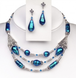 necklace-earring