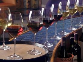 wine glassbar