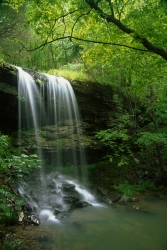 Ozark Waterfall 3